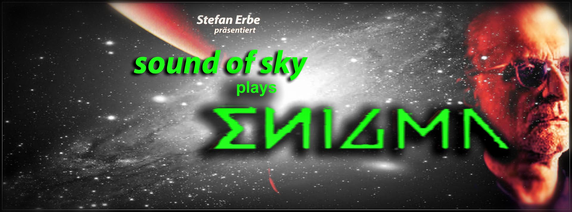 Sound of Sky plays ENIGMA