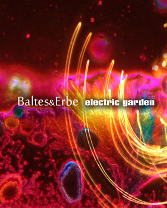 Electric Garden - new CD from Baltes&Erbe